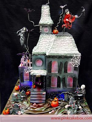 Tarta-Halloween