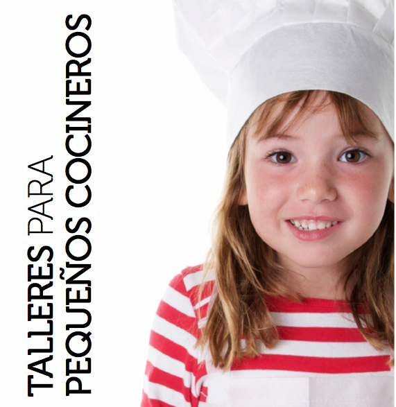 Taller De Cocina Para Niños, Pequeños Chefs