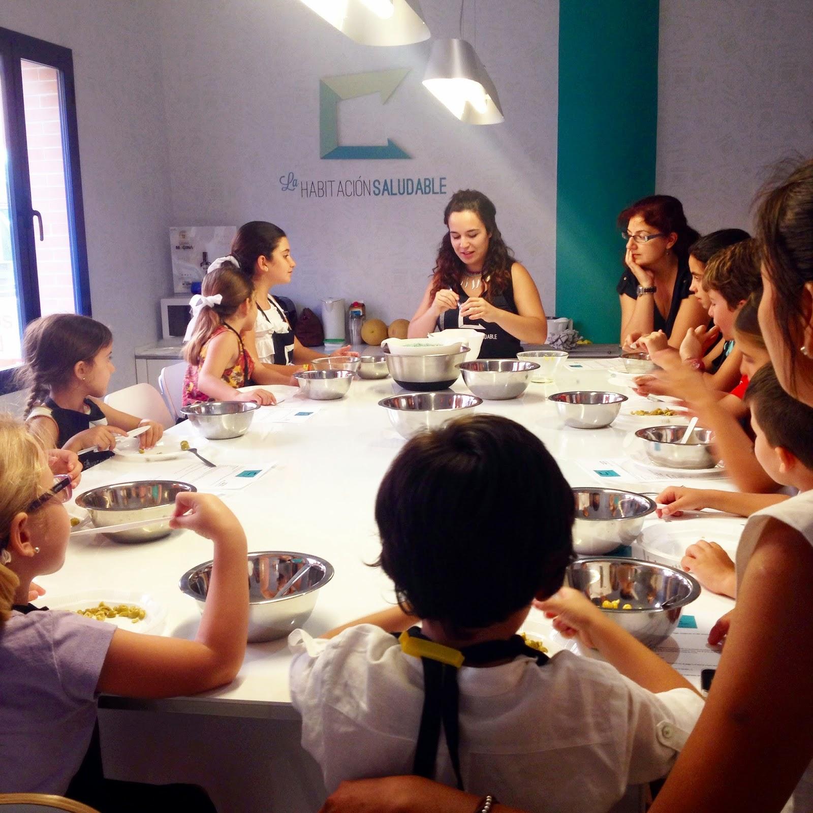 Talleres De Cocina Sevilla | Talleres De Cocina Para Ninos En Sevilla Julio 2014 La Habitacion